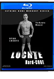 Lochte Hard-Core Poster