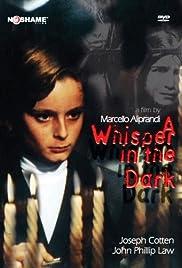 Un sussurro nel buio(1976) Poster - Movie Forum, Cast, Reviews