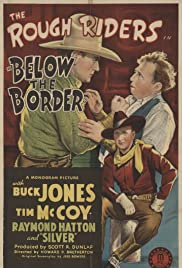 Below the Border Poster