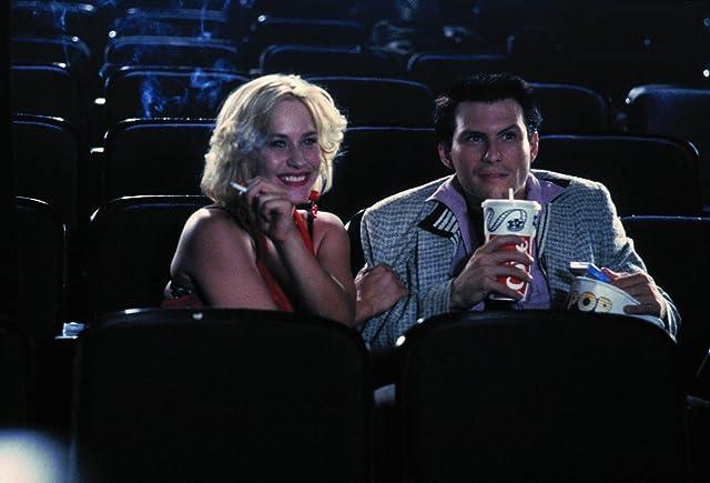 Patricia Arquette and Christian Slater in True Romance (1993)