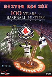 Boston Red Sox: 100 Years of Baseball History Poster