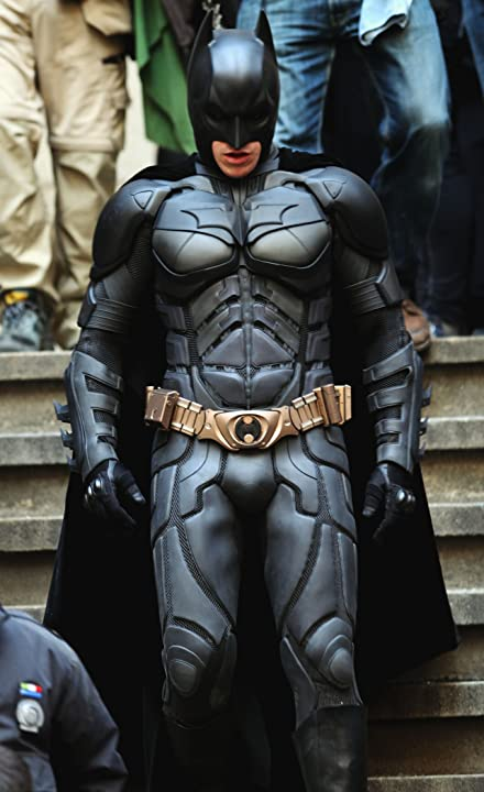 Christian Bale at an event for The Dark Knight Rises (2012)