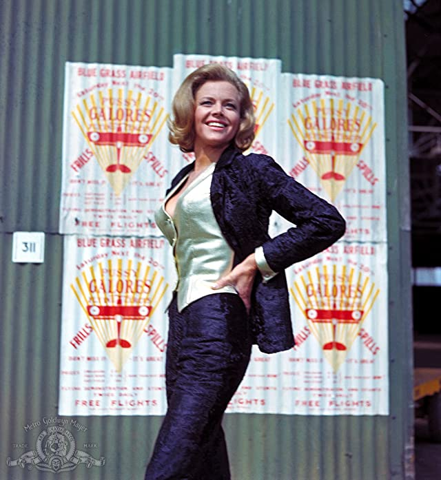 Honor Blackman in Goldfinger (1964)