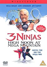 3 Ninjas High Noon at Mega Mountain(1998)