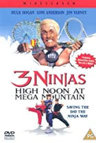 Image of 3 Ninjas: High Noon at Mega Mountain