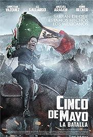 Nonton Film Cinco de Mayo, La Batalla (2013)