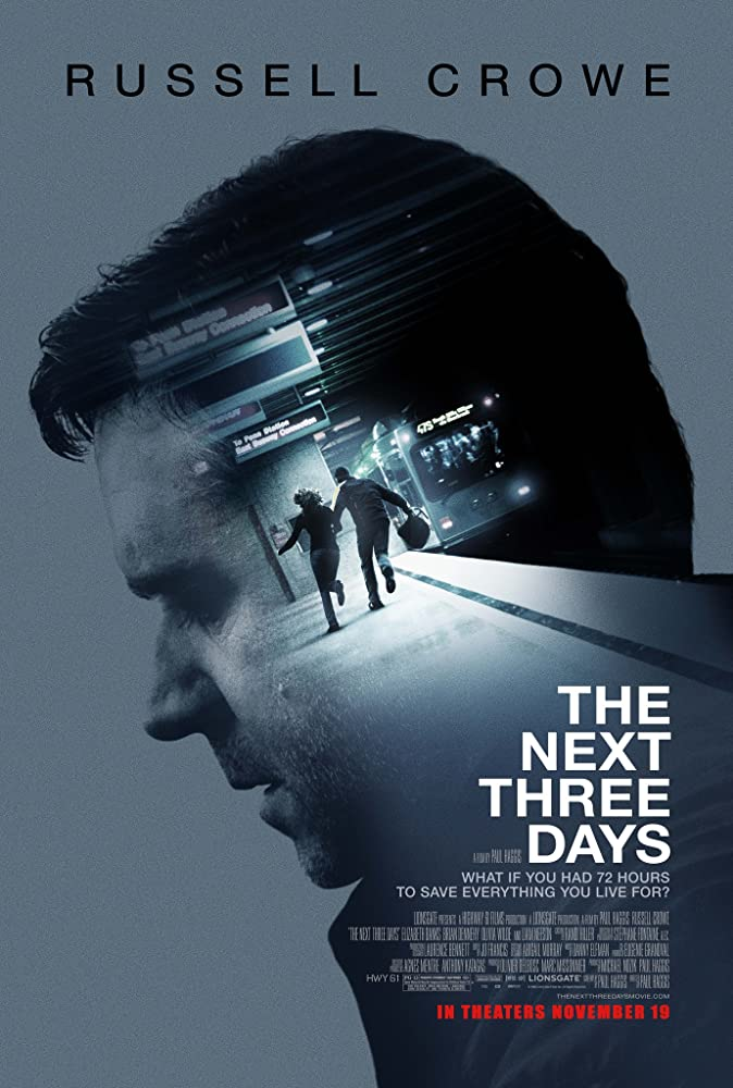 The Next Three Days (2010) Tagalog Dubbed