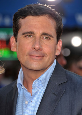 Steve Carell at an event for Get Smart (2008)