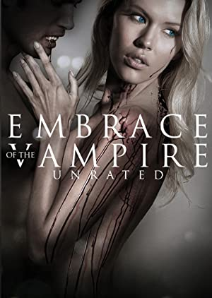 Embrace of the Vampire poster