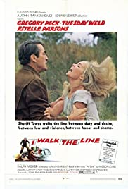 I Walk the Line (1970) Poster - Movie Forum, Cast, Reviews