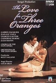L'amour des trois oranges Poster