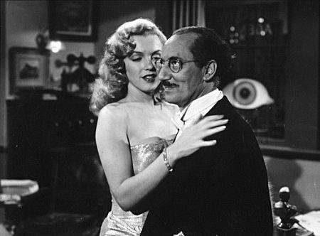 M. Monroe & Groucho Marx