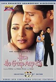 Hum Ho Gaye Aap Ke(2001) Poster - Movie Forum, Cast, Reviews
