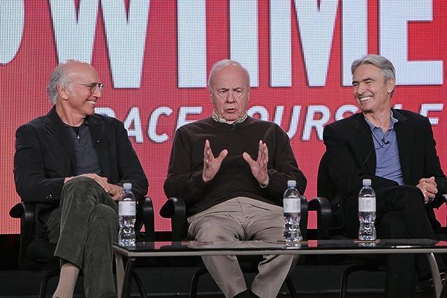 Tim Conway, Larry David, and David Steinberg