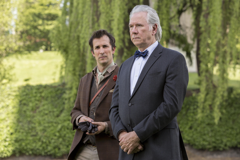 Flynn Carson et les Nouveaux Aventuriers: And the Sword in the Stone | Season 1 | Episode 2