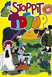 Stoppit and Tidyup Poster