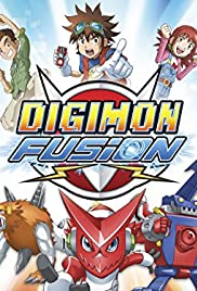 Digimon Fusion Poster - TV Show Forum, Cast, Reviews