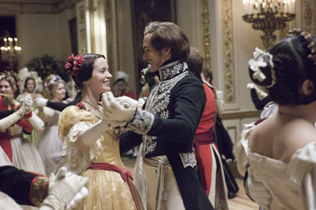Emily Blunt and Rupert Friend in The Young Victoria (2009)