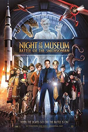 Night at the Museum: Battle of the Smithsonian (2009) Download on Vidmate