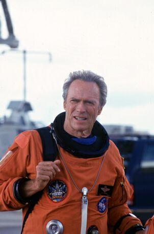 Clint Eastwood stars as Frank Corvin