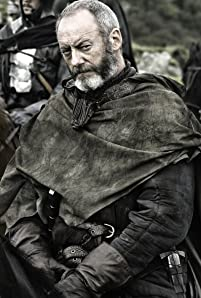 "Liam Cunningham (Ser Davos Seaworth) reveals what souvenirs he lifted on the ""Game of Thrones"" set and why they made his daughter cry, while on IMDb LIVE at San Diego Comic-Con, Presented by XFINITY."