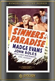 Sinners in Paradise (1938) Poster - Movie Forum, Cast, Reviews