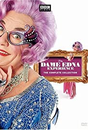 The Dame Edna Experience Poster - TV Show Forum, Cast, Reviews