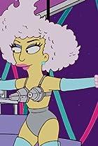 Image of The Simpsons: Lisa Goes Gaga