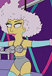 Lisa Goes Gaga Poster