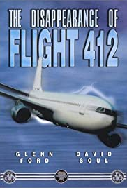 The Disappearance of Flight 412 (1974) Poster - Movie Forum, Cast, Reviews