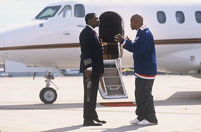 Mekhi Phifer and Sticky Fingaz in A Day in the Life (2009)