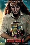 'Iron Man 3' poster: Gwyneth Paltrow looks sad