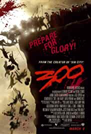 300 (2006) BDRip 1080p 1.7GB Dual Audio ( Hindi – English ) 5.1 MKV