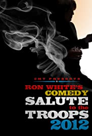 Ron White Comedy Salute to the Troops 2012 Poster