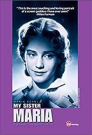 Meine Schwester Maria Poster
