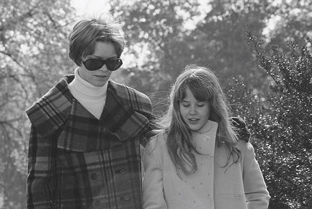 Linda Blair and Ellen Burstyn in The Exorcist (1973)