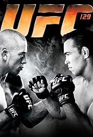 UFC 129: St-Pierre vs. Shields Poster
