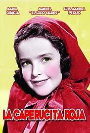 La caperucita roja Poster