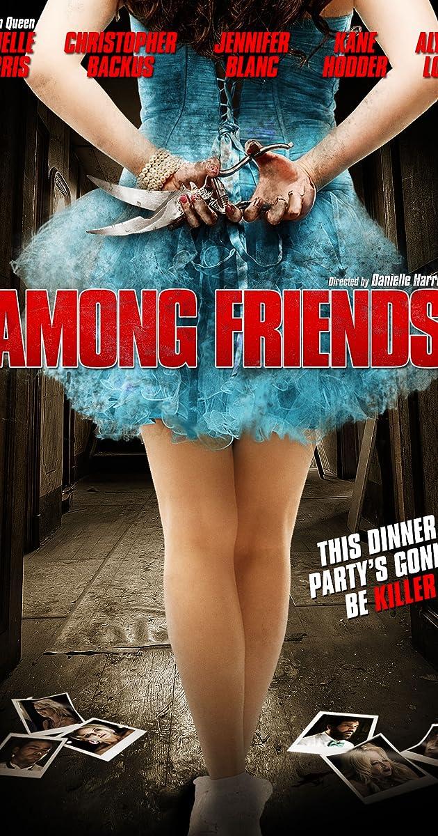 Tik tarp draugų / Among Friends (2012) Online