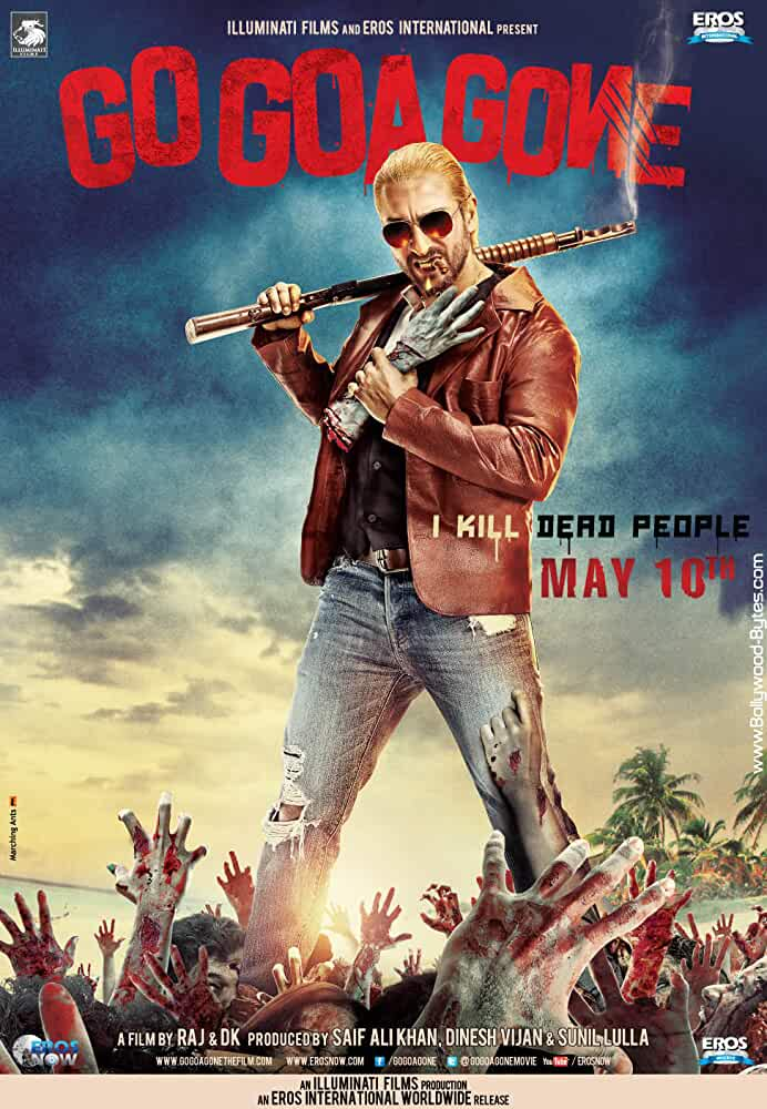 Go Goa Gone 2013 Full Movie HDRip Watch Online Free Download at Movies365