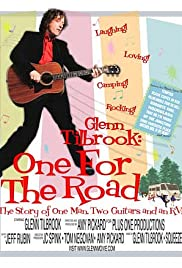 Glenn Tilbrook: One for the Road Poster