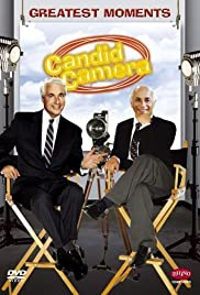 Candid Camera Poster