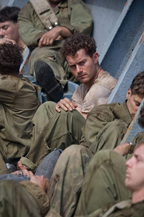 James Badge Dale in The Pacific (2010)