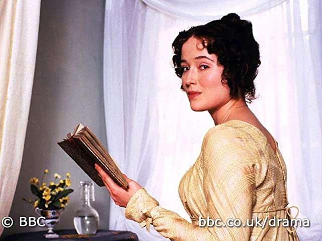 Jennifer Ehle in Pride and Prejudice (1995)