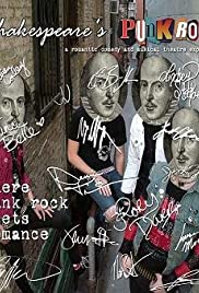 Shakespeare's Punk Rock Poster