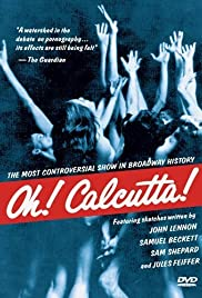 Oh! Calcutta! (1972) Poster - Movie Forum, Cast, Reviews