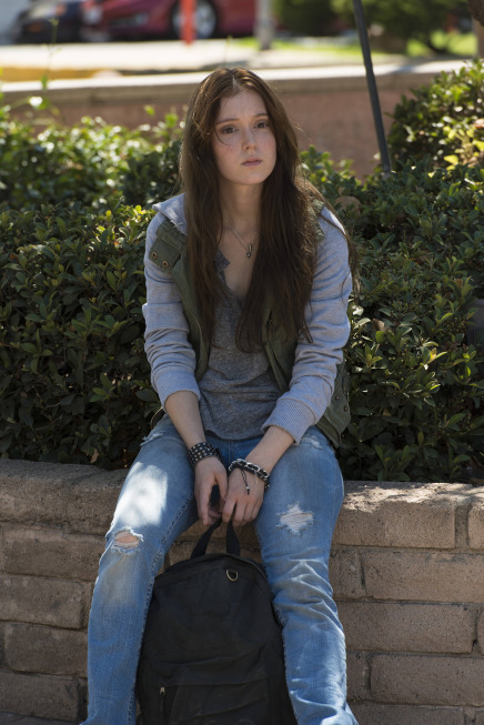 Hayley McFarland in Sons of Anarchy (2008)