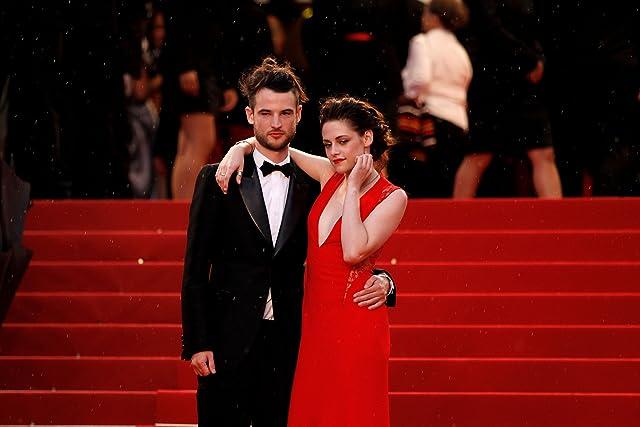 Kristen Stewart and Tom Sturridge at Cosmopolis (2012)