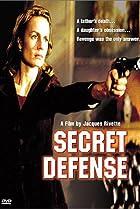 Secret Defense (1998) Poster