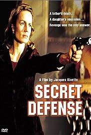 Secret défense Poster
